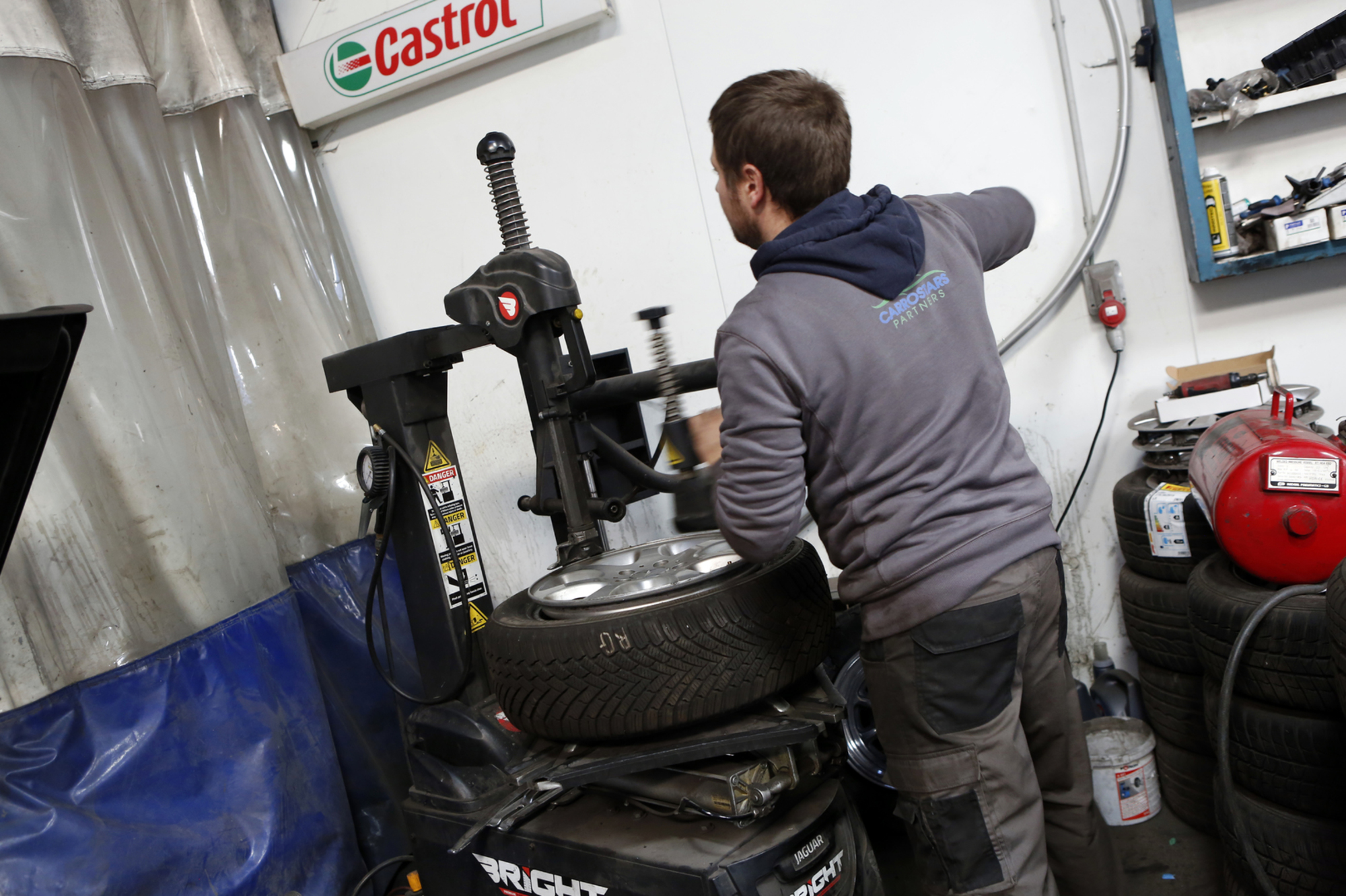 Carrosserie CHD  - Garage auto - carrosserie